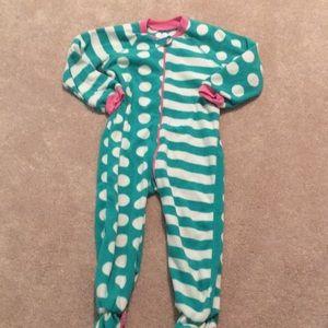 Girls Pajamas 4T